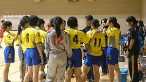 2015高体連 女子10