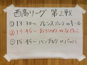 西高リーグ20150830 01