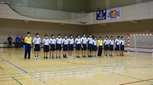 2015新人戦 男子1 15