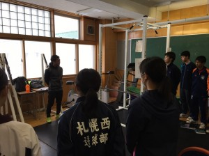 トレーニング講習会2017 02