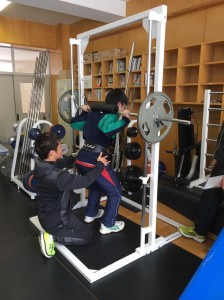 トレーニング講習会2017 04