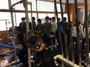 トレーニング講習会2017 08