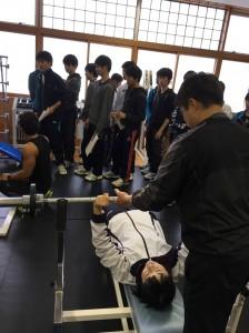 トレーニング講習会2017 09