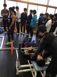 トレーニング講習会2017 10
