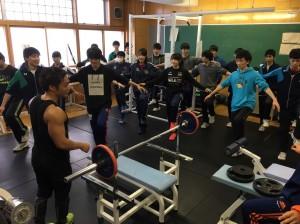 トレーニング講習会2017 12